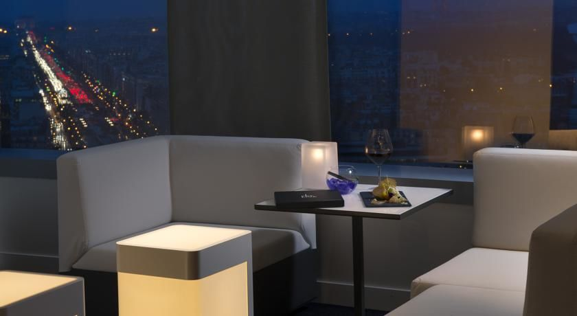 Melia Paris la Defense **** 45