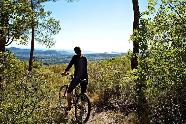 Hôtel & Spa du Castellet - Ballade à vélo