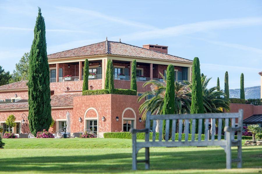 Hôtel & Spa du Castellet - Façade