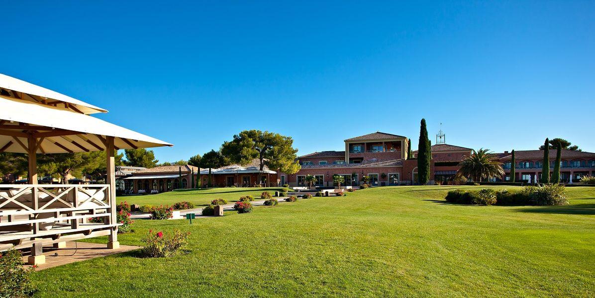 Hôtel & Spa du Castellet - Jardins 2