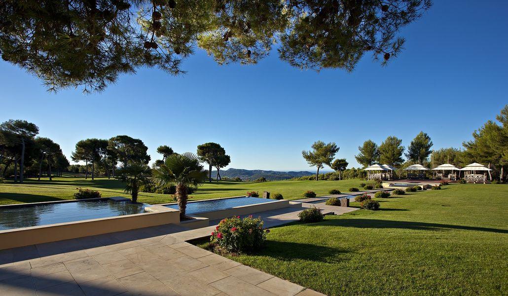 Hôtel & Spa du Castellet - Jardins