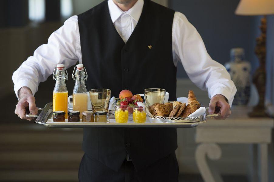 Hôtel & Spa du Castellet - Petit déjeuner