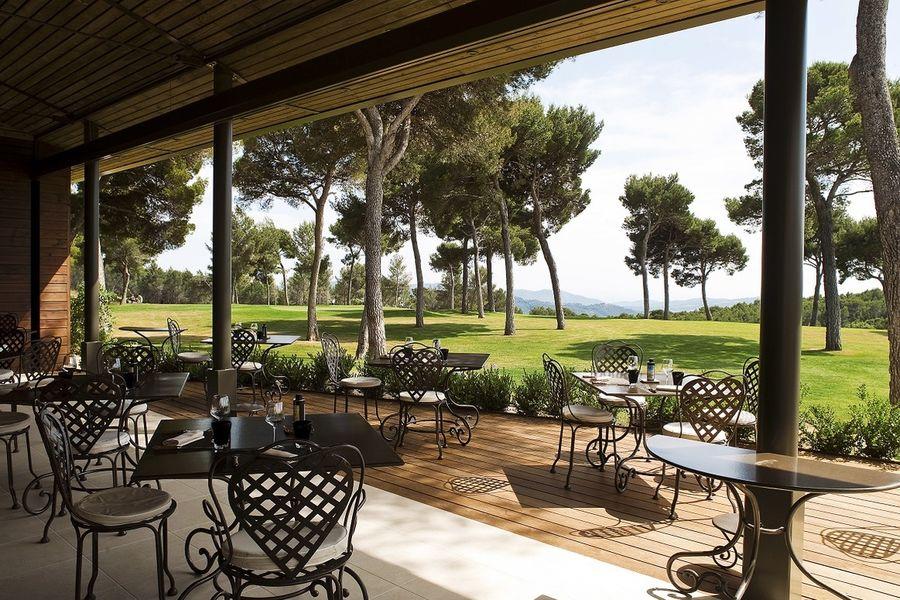Hôtel & Spa du Castellet - Restaurant