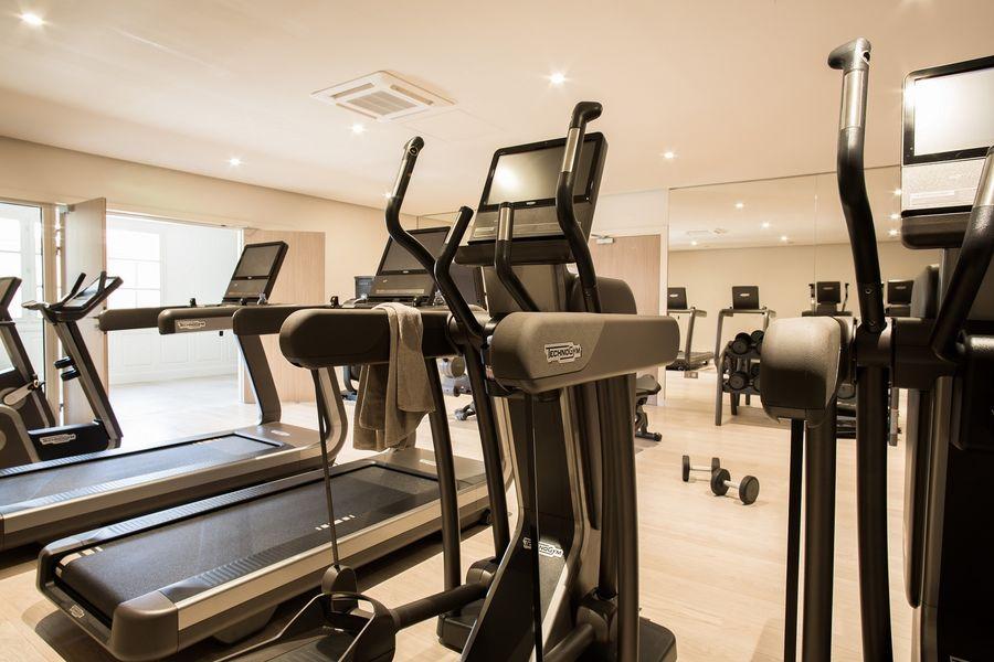 Hôtel & Spa du Castellet - Salle de fitness