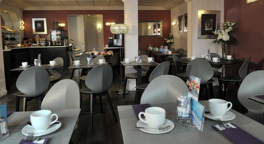 Hôtel Mercure Paris Opéra Faubourg Montmartre **** 24