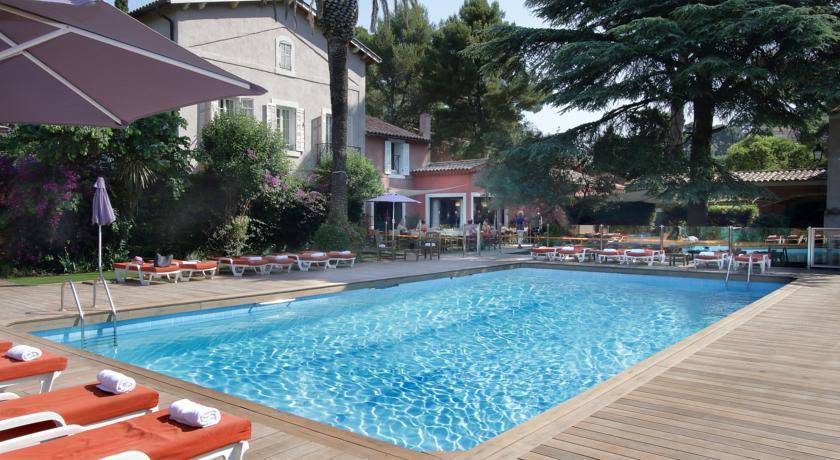 Hotel Les Jardins de Cassis 1