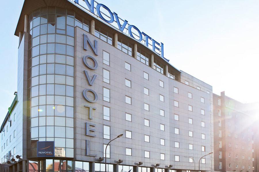 Novotel Paris Porte d'Italie- Façade