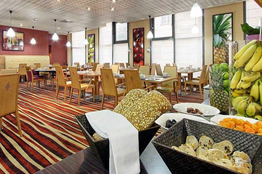 Novotel Paris Porte d'Italie- Restaurant 2