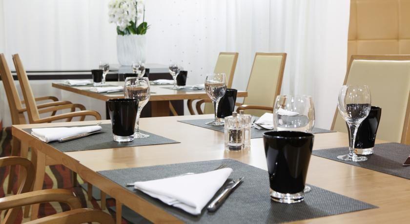 Novotel Paris Porte d'Italie- Restaurant 3