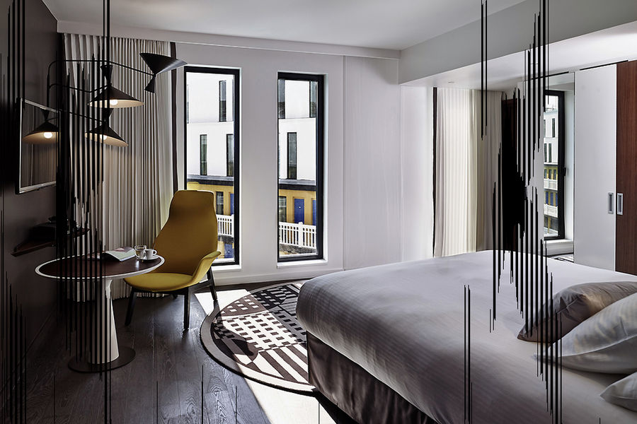 Molitor Paris by McGallery - Chambre 4