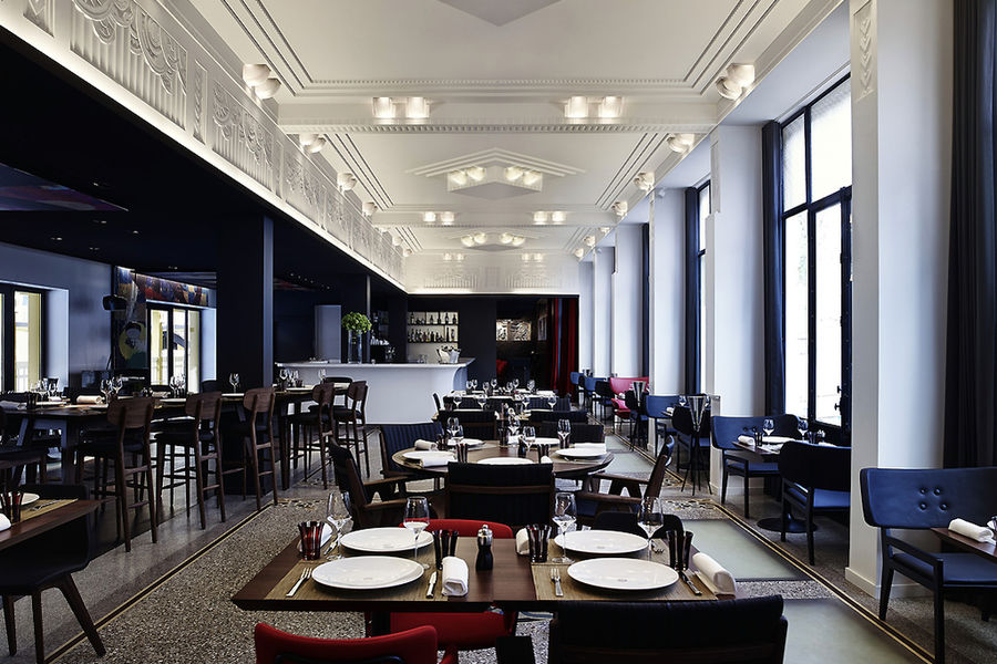 Molitor Paris by McGallery - Restaurant 3