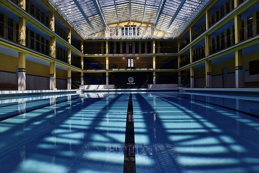 Molitor Paris by McGallery - Piscine 1