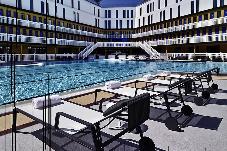 Molitor Paris by McGallery - Piscine