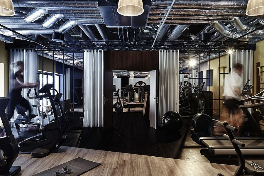 Molitor Paris by McGallery - Salle de Fitness