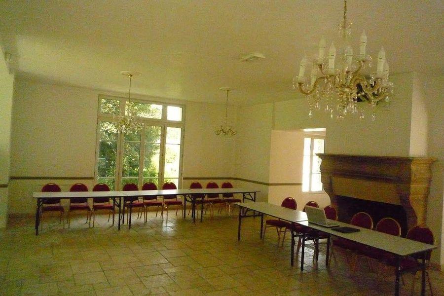 Domaine du Moulin - Salle de séminaire 2