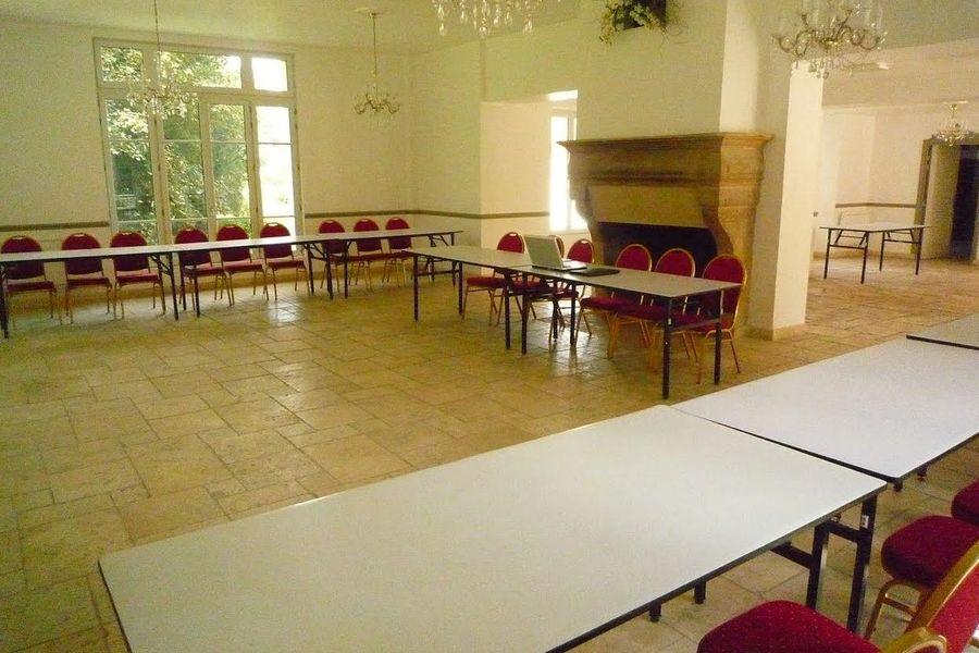 Domaine du Moulin - Salle de séminaire