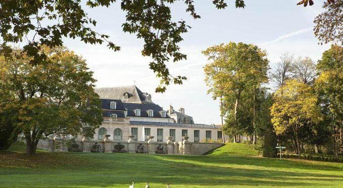 Salle séminaire  - Auberge du Jeu de Paume Chantilly, Relais & Châteaux *****