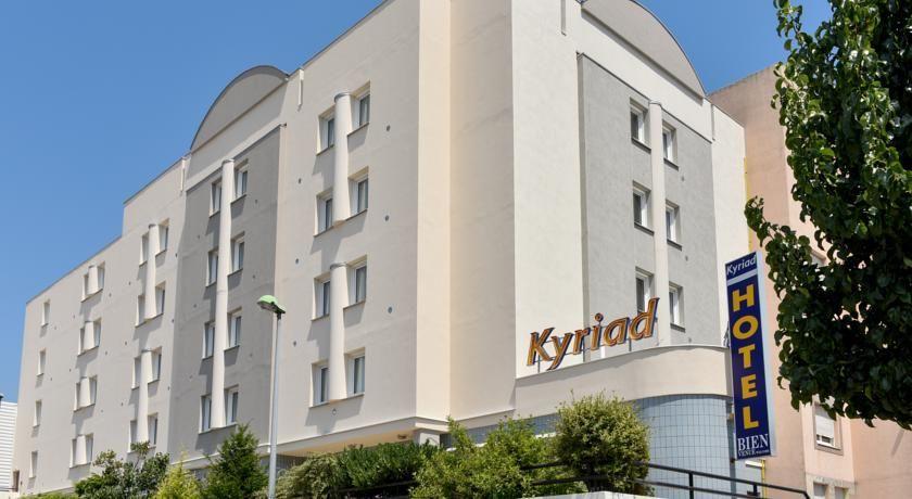 Kyriad Saint Etienne Centre *** 3
