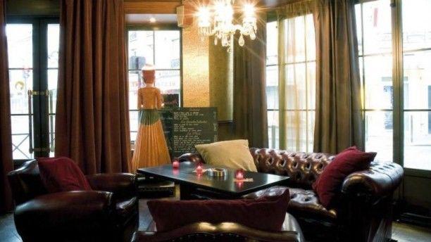Restaurant Charlie Birdy - Salle principale