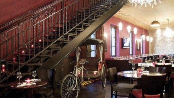 Restaurant Charlie Birdy - Salle principale 2