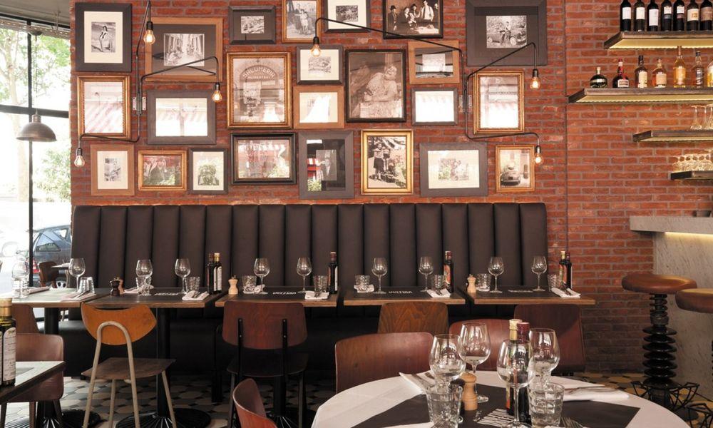 Restaurant Volfoni - Salle principale