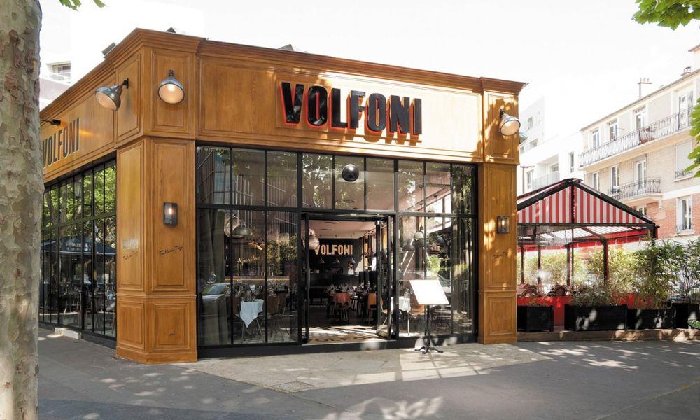 Restaurant Volfoni - Vue extérieure