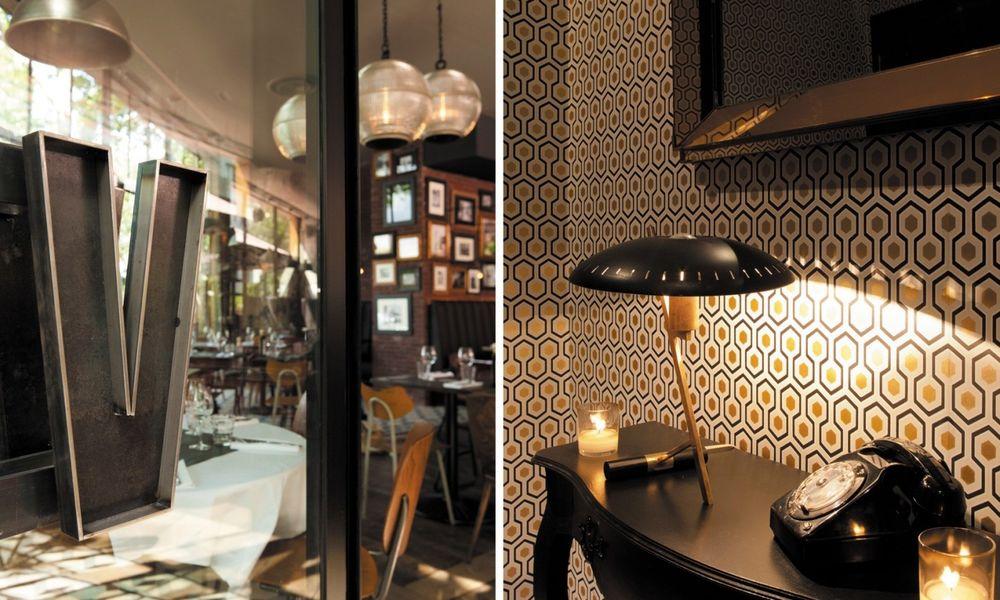 Restaurant Volfoni - Vue intérieure