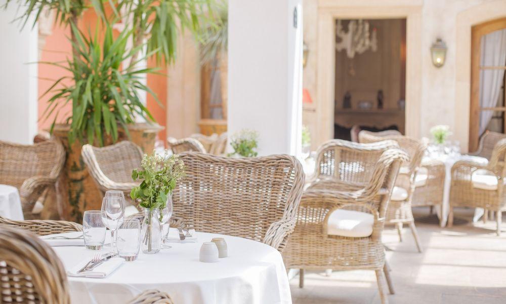 Restaurant le Sud - Patio 2