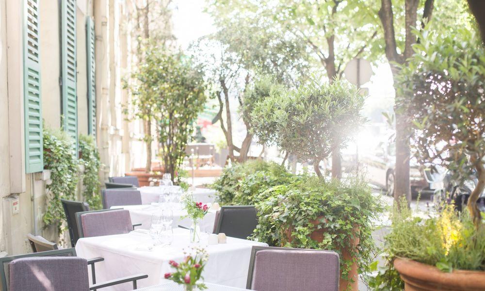 Restaurant le Sud - Vue extérieure 2