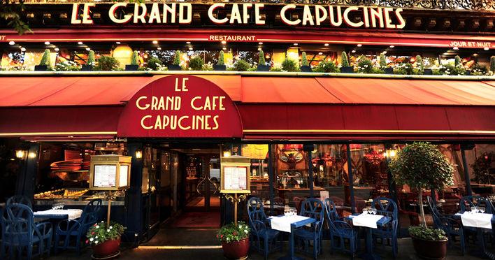 Salle séminaire  - Le Grand Café Capucines