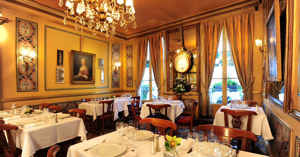 Restaurant le Procope - Salon 2