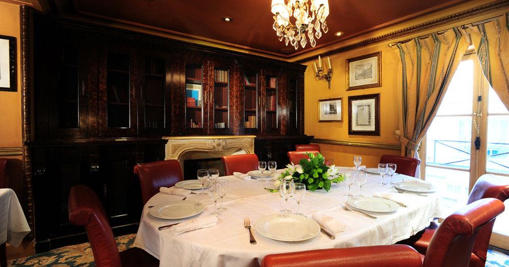 Restaurant le Procope - Salon 3