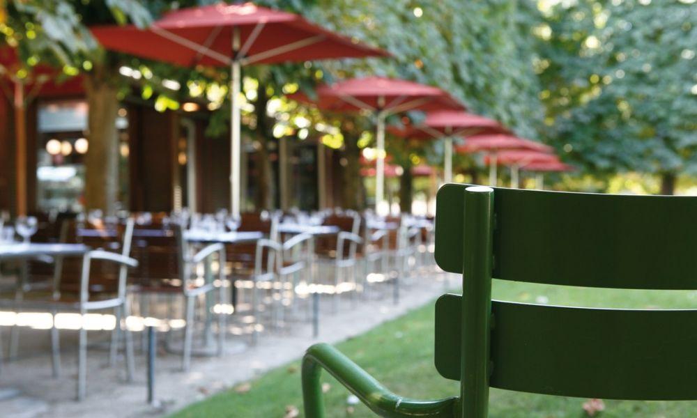 Café des Marroniers - Extérieur
