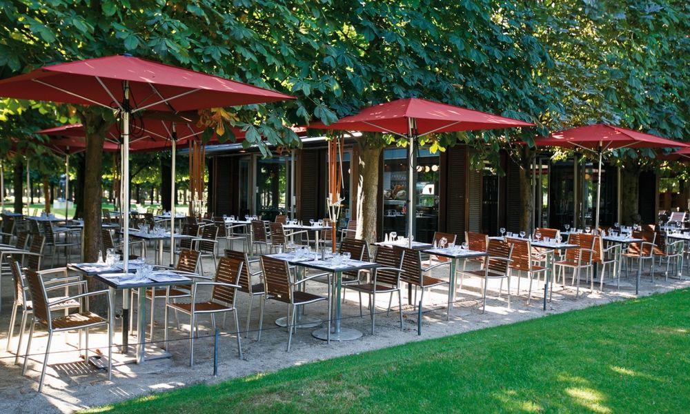 Café des Marroniers - Terrasse