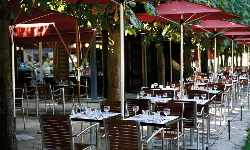 Café des Marroniers - Terrasse 2