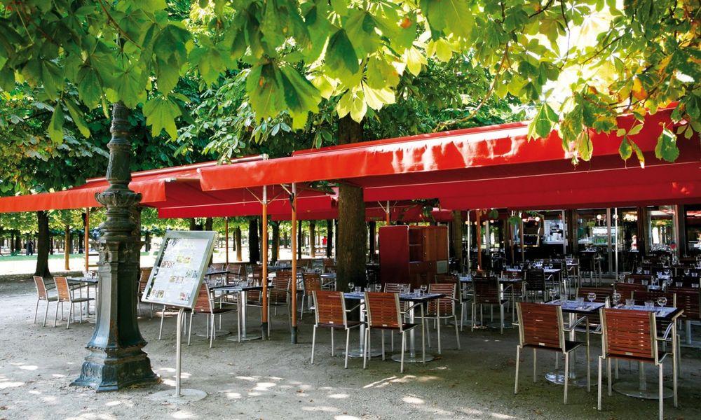 Café des Marroniers - Terrasse 3