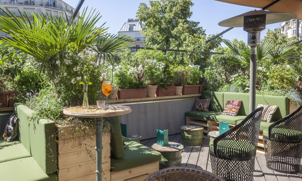 Auteuil Brasserie - Rooftop