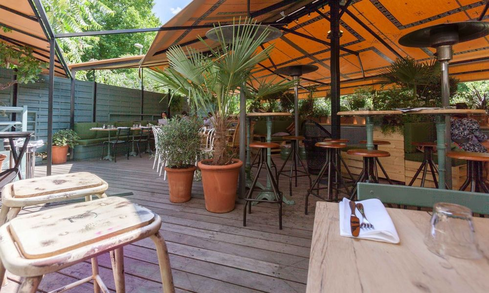 Auteuil Brasserie - Rooftop 2