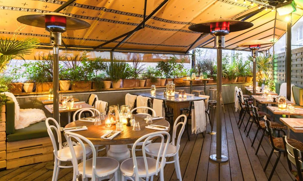 Auteuil Brasserie - Rooftop d'hiver 4