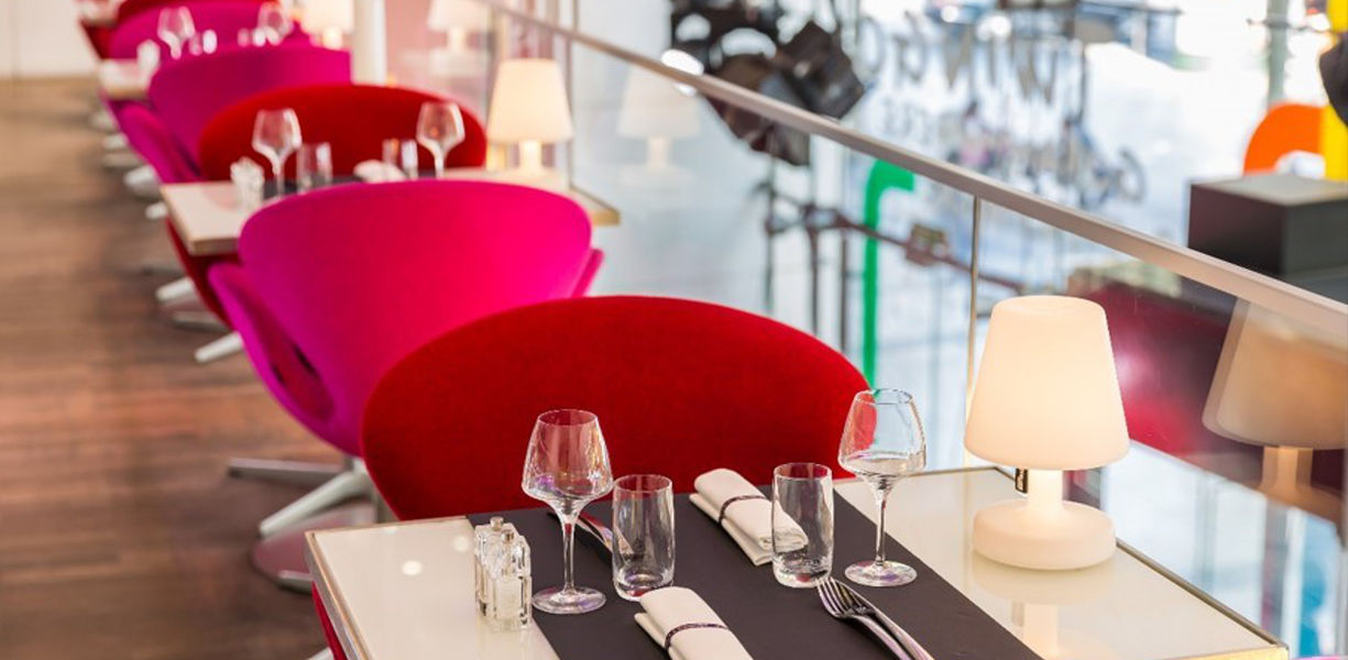 Atelier Renault - Restaurant Bar