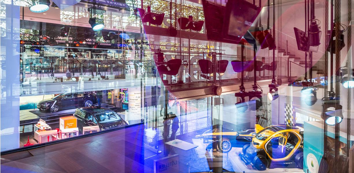 Atelier Renault - Showroom 2