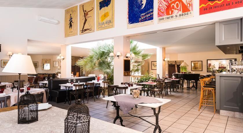 Best Western Hôtel Le Paradou Avignon Sud *** 17