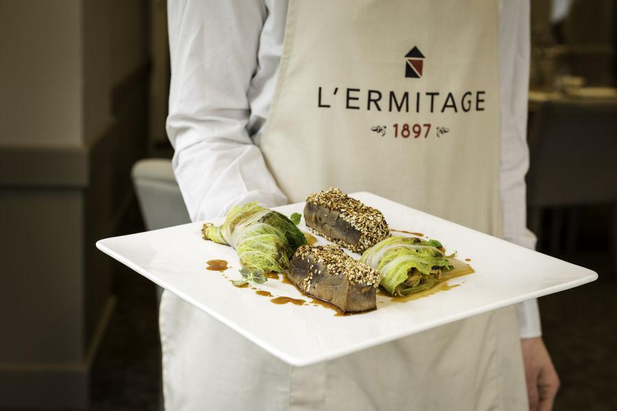 Hôtel Best Western Paris Meudon Ermitage Proposition culinaire 2