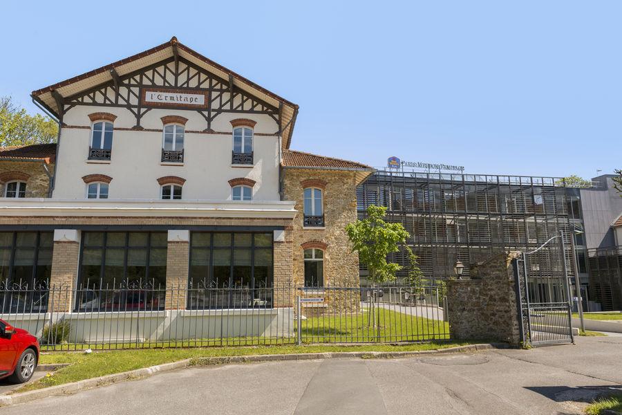 Hôtel Best Western Paris Meudon Ermitage Façade