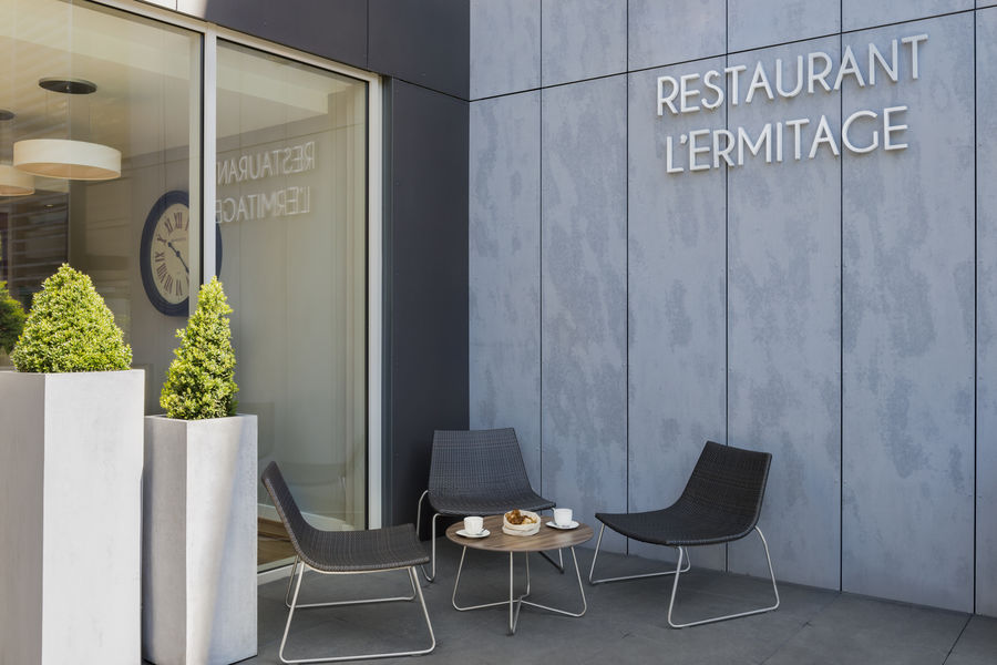 Hôtel Best Western Paris Meudon Ermitage Terrasse