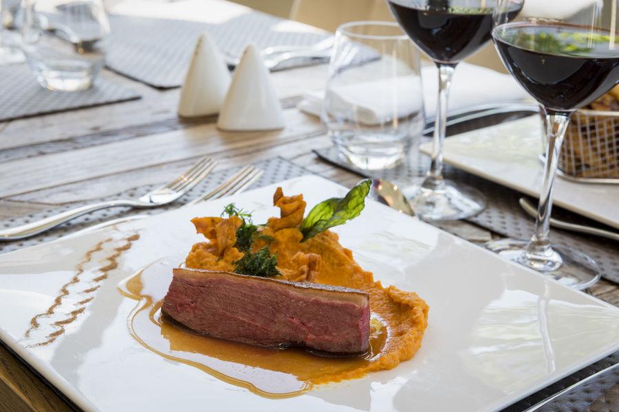 Hôtel Best Western Paris Meudon Ermitage Proposition culinaire