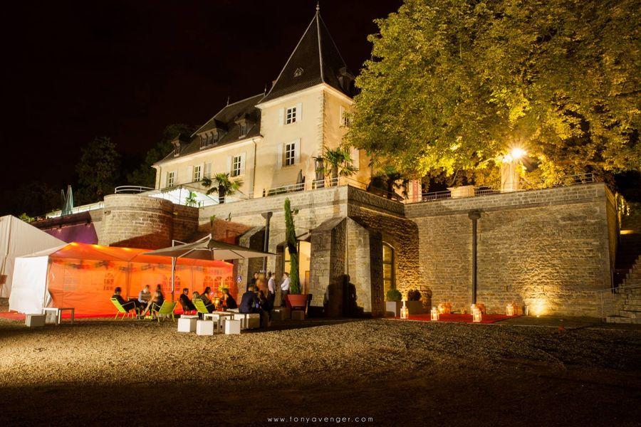Château de Sans Souci Extérieur