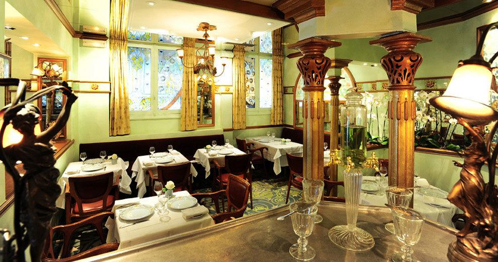 La Fermette Marbeuf Restaurant