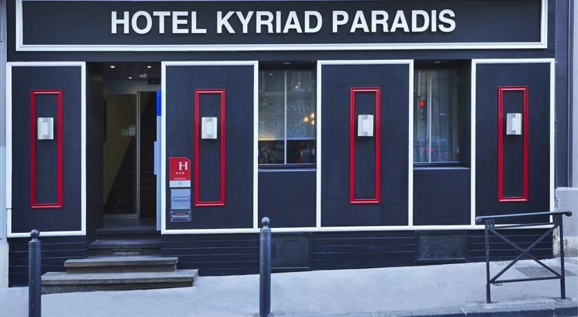 Kyriad Marseille Paradis *** 5