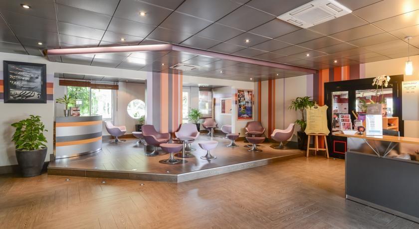 Inter Hôtel Relais d'Aubagne *** 9